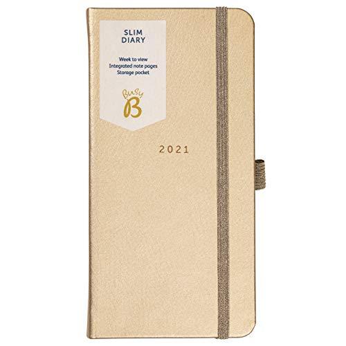 Busy B 2137 Agenda Slim - Diario Slim de enero a diciembre...