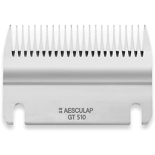Aesculap Accessoires de rasage Peigne Aesculap GT 510 sous plaque 24Z 5 mm Hauteur de coupe