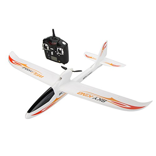 GoolRC WLtoys F959 King SKY-G 2.4 3CH radio control rtf RC Airplane Jet Red / Green
