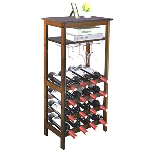 wine rack for table - 4