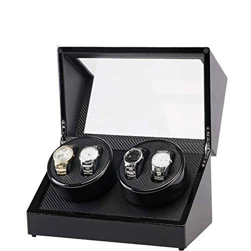 Relojes Box Watch Mostrar cuadro de almacenamiento Caja de reloj Caja eléctrica...