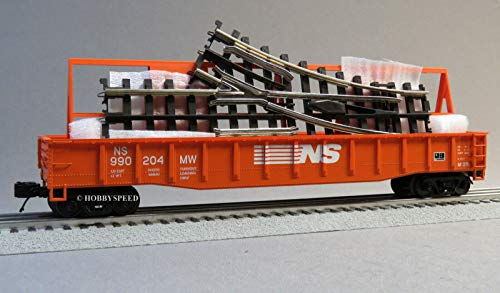 MTH Premier Scale Norfolk Southern Gondola 031 Switch Load O Gauge -  20-20479C