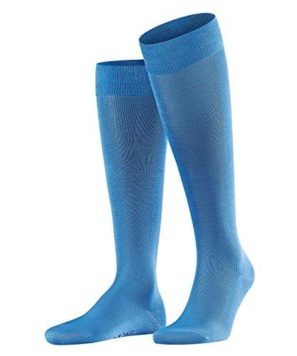 Falke Tiago, Calcetines para Hombre, Azul (Flachsbluete), 43/44