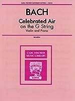 バッハ, J. S.: G線上のアリア/カール・フィッシャー社/ピアノ伴奏付バイオリン・ソロ用編曲楽譜