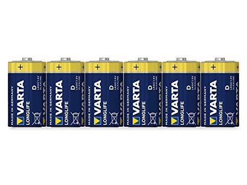 Varta Consumer Batteries -  Varta Longlife D
