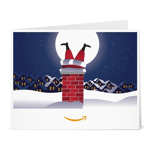 Amazon Gift Card - Print - Fitting Christmas - http://coolthings.us