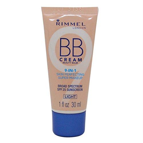 RIMMEL LONDON BB Cream 9-IN-1 Skin Perfection Super Makeup - Light