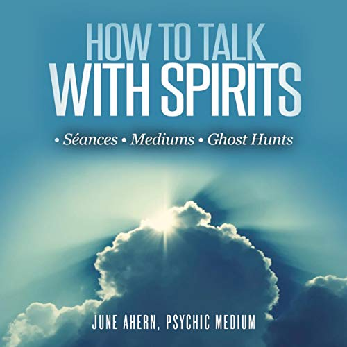 How to Talk with Spirits audiobook cover art