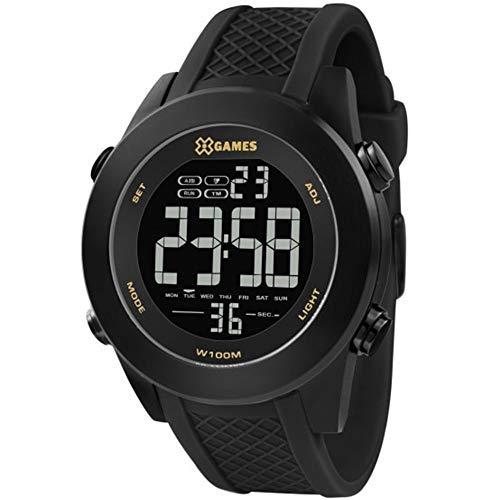 Relógio Xgames Xteel Masculino Xmnpd001 Pxpx Digital Preto