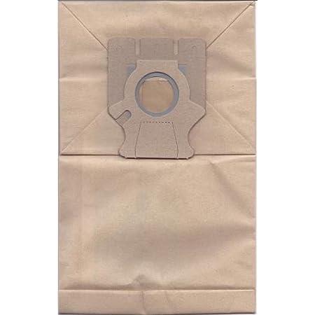 2 Filtre Sacs pour Aspirateur Convient pour Miele ecosilence S 8790 Incl