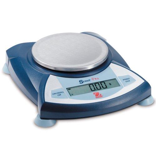 Ohaus - 30253019 Scout Pro Portable Electronic Balance, 200g Capacity, 0.01g Readability