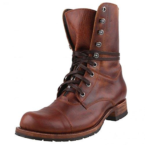Sendra 12334 - Stivali stringati da uomo, colore: Marrone, Marrone (marrone), 42 EU