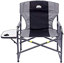 Coastrail Outdoor Oversized Director Chair 600lbs, 28