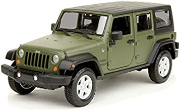 Best jeep wrangler unlimited toy model Reviews