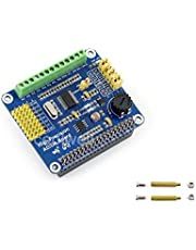 Raspberry Pi電源リレーボード 拡張ボード RaspberryPi A+/B+/2B/3B用モジュール 最大荷重250VAC/5A 30VDC/5A AD/DA Expansion Board waveshare