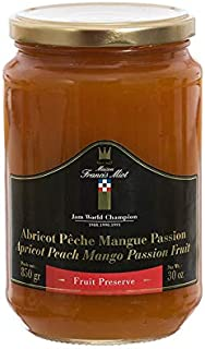Apricot Mango Peach Passion Fruit Jam 850 GR