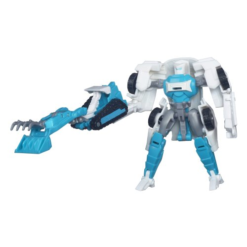 Transformers Generations Legends Class Autobot Tailgate and Groundbuster Figures