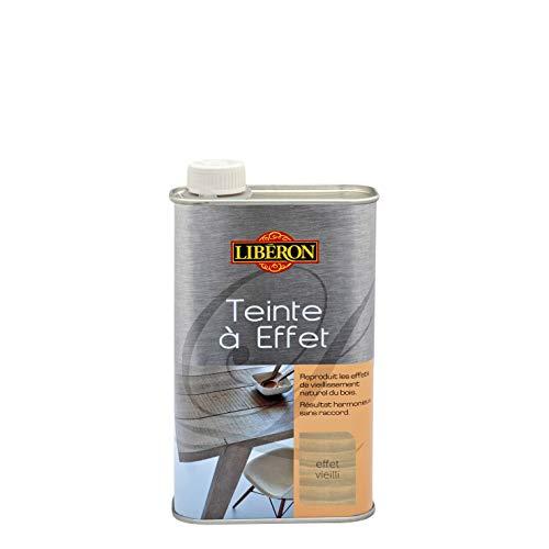 LIBERON Teinte à effet pour bois, Effet vieilli, 0,5L