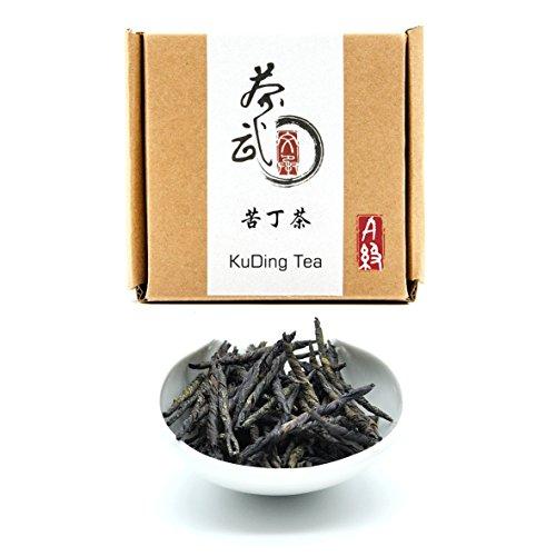 Cha Wu-[A] KuDing Tea,3.5oz/100g,Herbal Tea,Bitter Taste!!Chinese Tea