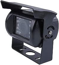 JOINLGO NTSC Mode 1080P 2.0MP Resolution AHD HD Backup Rear View Car Camera Duty Metal Case IP67 Rate Full Waterproof IR Night Vision for Truck Van Bus Work for DIY 1080P Mobile Car DVR Recorder
