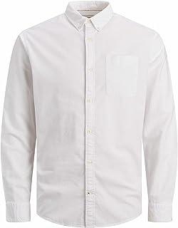 Jack & Jones Men's Oxford L/S Shirt