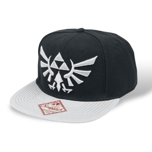 Casquette Snapback The Legend of Zelda - Triforce Logo