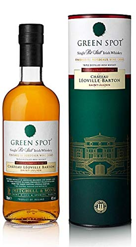 Green Spot Bordeaux Finish Chateau Leoville Barton 0,7l 46%