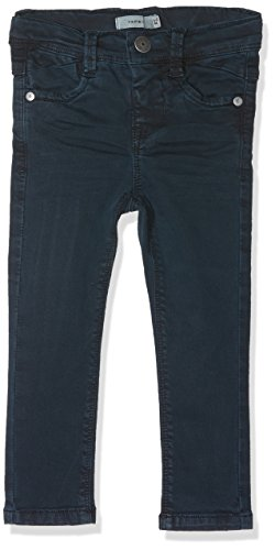 Name It Nmmtheo Twicas Pant Ad Pantalon, Bleu Dark Sapphire, 104 Bébé garçon