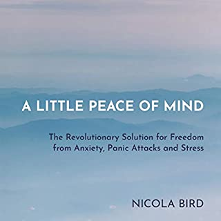 A Little Peace of Mind audiobook cover art
