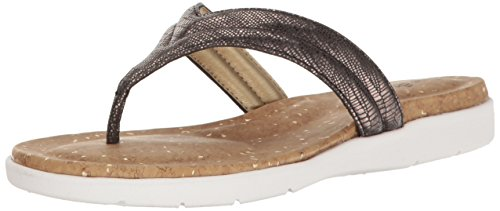 Soft Style by Hush Puppies Women's Lizzy Flat Sandal