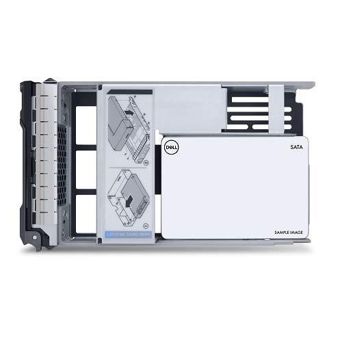 Dell - Kit de Unidad de Estado sólido de 480 GB, Intercambiable en Caliente, 2,5 Pulgadas, SATA 6d, para PowerEdge T330, T430, T630, PowerEdge R230, R330, R430, R530, R630, R730, T440, T640