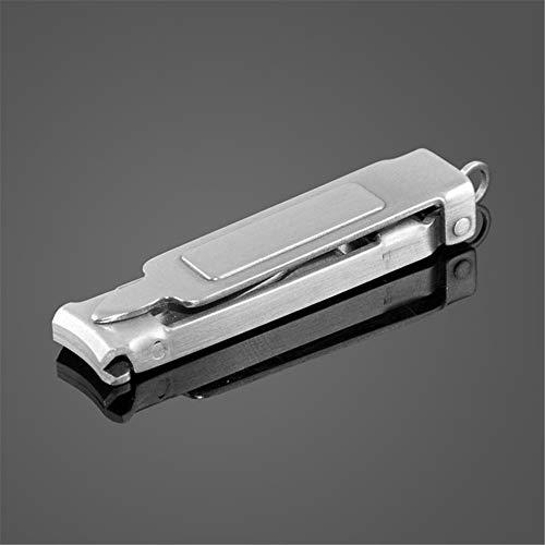 DYLSet cuchillos tijeras uñas uñas portatil plegable