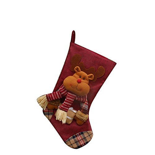 Calcetines Navideños decorativos