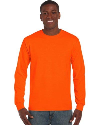 Ultra Cotton Classic Fit Adult T-Shirt - Farbe: Safety Orange - Größe: XXL
