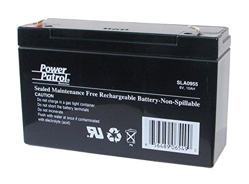 Interstate Batteries 6V 10AH...
