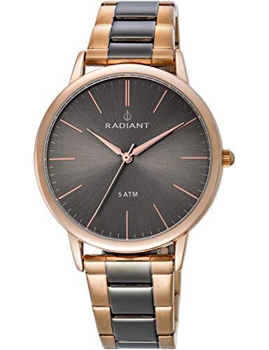 Radiant Reloj Analógico para Mujer de Cuarzo con Correa en Acero Inoxidable RA424206
