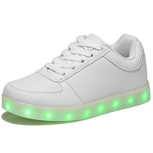 HUSK'SWARE LED 7 Colori Cambi- Sneaker Scarpe Bambini...