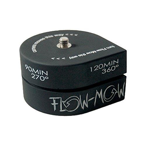 Flow-Mow für Zeitraffer-Fotografie, 360Grad drehbar