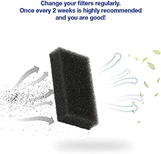 Disposable CPAP Air Filter 20-Pack for Respironics REMstar M Series, PR System One, and SleepEasy - Universal Filters Standard Supplies for CPAP & BiPAP Machines