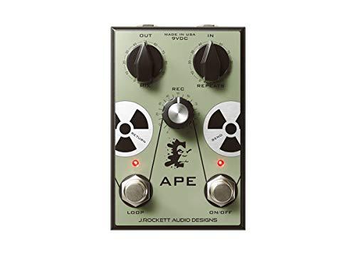J. Rockett Audio Designs APE Analog Preamp Experiment Pedal