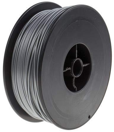 RS PRO 1.75mm Silver PLA 3D Printer Filament, 300g