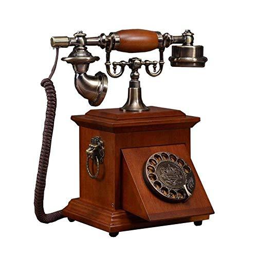 Beau Téléphone cordé téléphone, téléphone de téléphonie téléphonique téléphone avec haut-parleur, affichage et identifiant de lappelant téléphone LCD affichage écran LCD numéro de téléphone de bureau