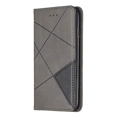 Lomogo Cover iPhone XR Custodia Portafoglio in Pelle Porta Carta