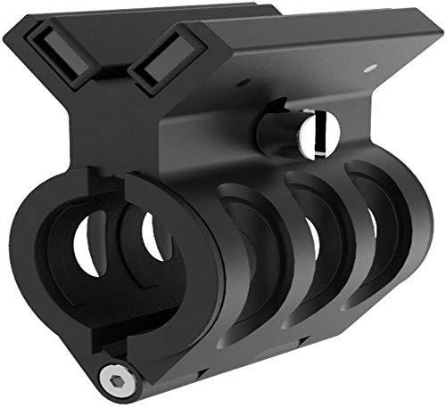 Led Lenser 501033 montaje y - Accesorio de iluminación (Adaptador, Negro, Led Lenser MT10, MT14, 1 pieza(s))