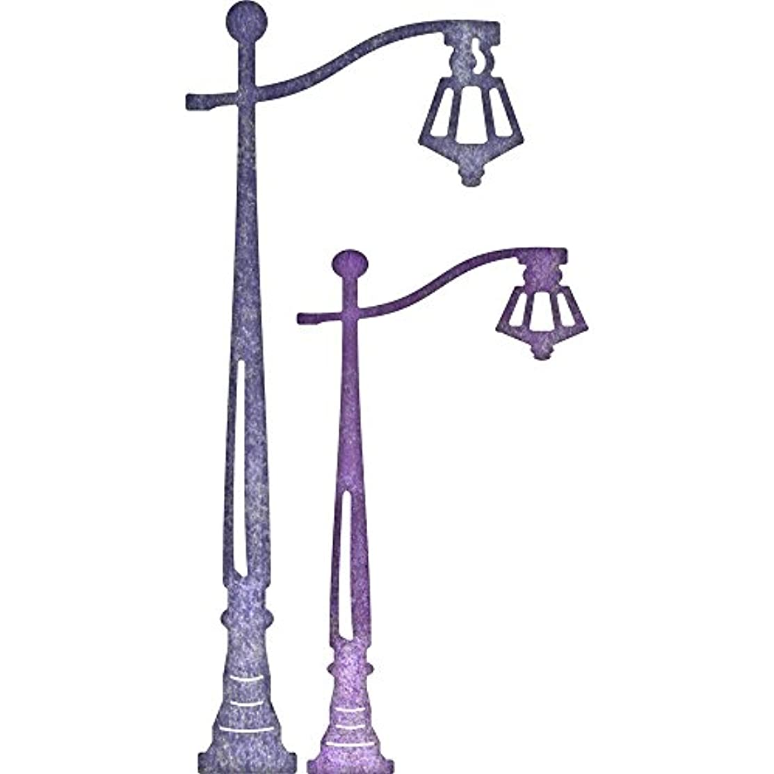 Cheery Lynn Designs B130 Colonial Lamp Post
