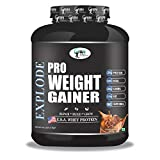 World Nutrition Explode Pro Weight Gainer Powder
