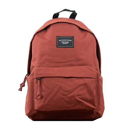 Watershed Mens Union Backpack - Rust Red