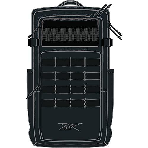 Reebok Unisex Backpack, Training Day Bp, Black/Black/BlackGT7687, Einheitsgröße