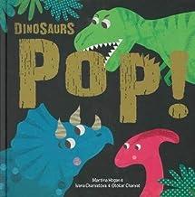 DINOSAURS POP! Pop-up Book