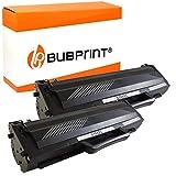 2 Bubprint Toner kompatibel für Samsung MLT-D1042S/ELS für ML-1660 ML-1865 ML-1670 ML-1675 ML-1860 SCX-3200 SCX-3205 SCX-3205W 1.500 Seiten Schwarz